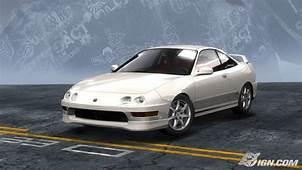 Fancy Cars Acura Integra Type R