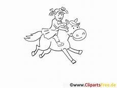 Ausmalbilder Bibi Und Tina Reiten M 228 Dchen Reitet Auf Dem Pferd Gratis Ausmalbilder Und