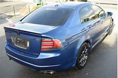 2008 acura tl type s 116752 miles kinetic blue pearl 4dr