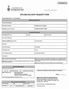delivery request fill printable fillable blank