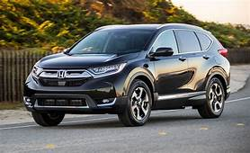 2017 Honda CR V First Drive  Review Car And Driver