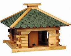 Futterhaus Selber Bauen - vogelfutterhaus rustikal quadratisch mit gr 252 nen schindeln