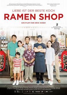 Filmplakat Ramen Shop Liebe Ist Der Beste Koch 2018