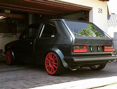 vw golf gti mk1 with 600 horses can be yours for 19 000