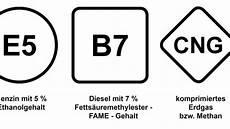 Neue Kraftstoff Symbole Schluss Mit Dem Sprachwirrwarr An