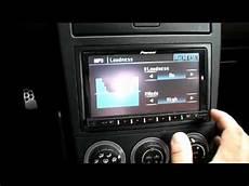 Pioneer Avh P4100dvd In 2004 Nissan 350z