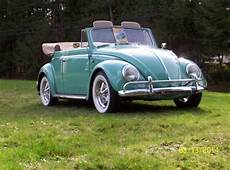 Used 1962 Vw Beetle Karmann Convertible By Owner