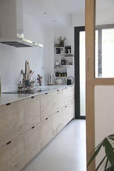 ikea küche hack a designer s own scandi style ikea hack galley kitchen in
