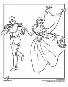 Malvorlagen Cinderella Tutorial Cinderella S Wedding Coloring Page Disney Princess