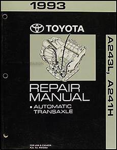 automotive repair manual 1993 toyota camry transmission control 1993 toyota celica st automatic transmission repair shop manual original