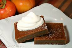 winter treat recipes persimmon pudding and sweet potato
