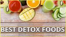 10 best common detox foods