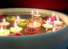 candele in casa candele in acqua fai da te ecco 20 idee bellissime a