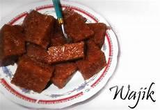 Makanan Minuman Istimewa Kue Wajik Ketan Gula Jawa