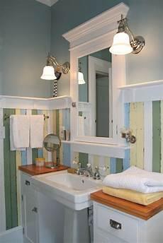 fun house redo of my 1920 s bathroom