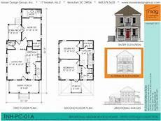 moser design group house plans moser design group tnh pc 01a 3 bed 2 bath 1 258 sf