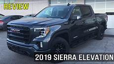 2019 gmc elevation edition review 2019 gmc elevation edition 5 3l crew cab