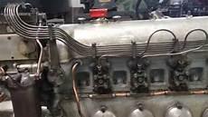 Maybach Motorenbau - maybach g04 diselmotor 1938