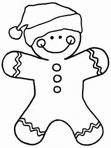 free gingerbread digital st printable