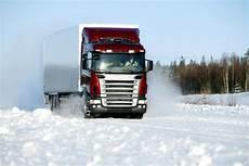 Winterreifen F 252 R Lkw Auf Grober Sohle Eurotransport