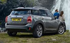 Mini One And One D Countryman Revealed 2017 Model Year