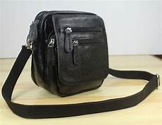 Multi Pocket Small Crossbody Bag 3use multi pocket genuine leather messenger bag