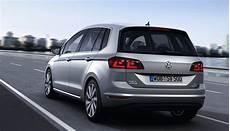 Volkswagen Golf Sportsvan Concept Next Golf Plus