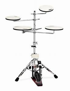 Drum Workshop Go Anywhere Practice Pad Set