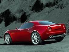 2007 Alfa Romeo 8c Competizione  Auto Cars Concept