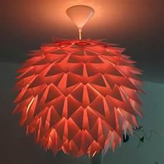 abat jour en papier 1001 projets diy cool pour fabriquer un luminaire