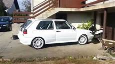 golf 2 rallye vw golf ii g60 rally 255ks croatia