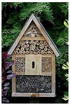 comment fabriquer des hotels pour insectes et amis du