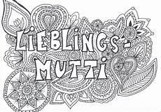 Malvorlagen Mandala Muttertag Mandala Muttertag Lieblingsmutti Speed Drawing