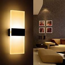 new modern industrial aluminum wall lights ikea kitchen restaurant living bedroom indoor