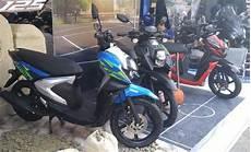 X Ride 2018 Modif by Yamaha X Ride 125 Terbaru Hadir Di Jakarta Fair Apa Yang
