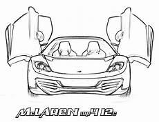 coloring pages coloring pages mclaren printable for