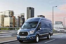 ford transit 2019 new 2019 ford transit facelift details from the cv show parkers