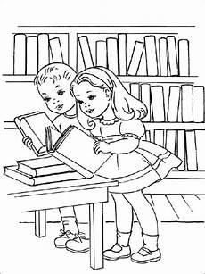 bibliothek malvorlagen fr 252 hling schule malvorlagen und