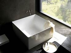 modelli vasche da bagno vasca da bagno quadrata 20 modelli da appoggio e da