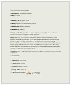 memorandums and letters technical writing