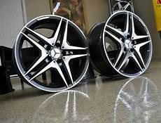 mercedes 19 inch 63 gunmetal wheels rims new fits s550