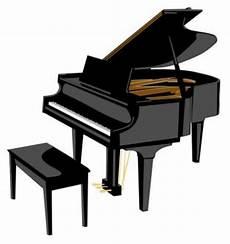 Grand Piano Clipart