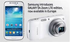 samsung galaxy s4 zoom samsung introduces galaxy s4 zoom lte edition now
