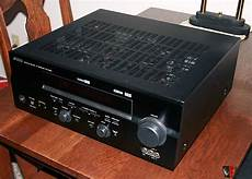 yamaha rx v550 6 1 channel receiver photo 186120 canuck