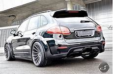 Hamann Widebody Porsche Cayenne Tuning 2 Tuningblog Eu