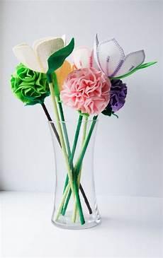 bouquet de fleurs en tissu fabric flowers 10 each fleurs en tissu fabric flower