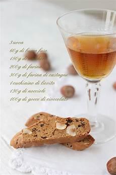cantucci parodi ricetta biscotti torta dolce con farina di nocciole