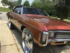 CUSTOM 1969 IMPALA ON 32 INCH RIMS For Sale Photos