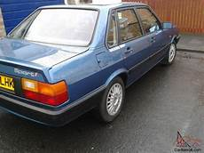 Audi 80 B2 Sport Excellent Original Condition And