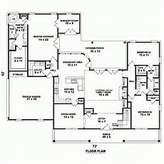 2600 sq ft house plans house plan 47311 with 2600 sq ft 3 beds 3 baths at